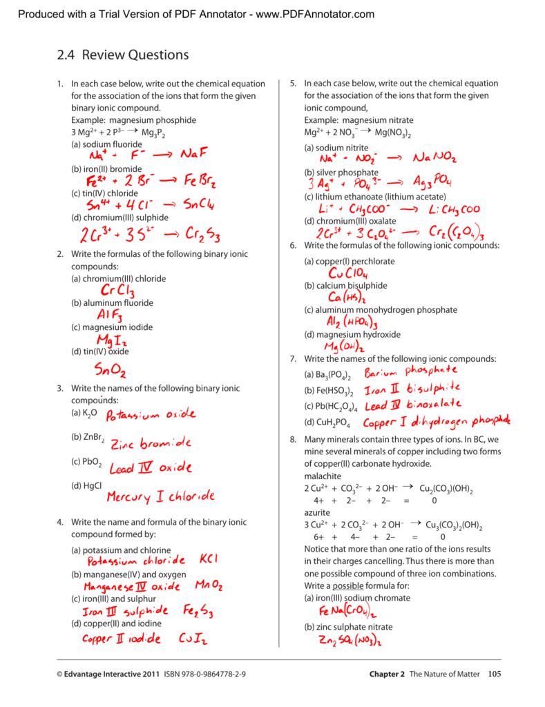 copper ii ion formula