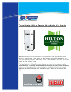 Case Study: Hilton Foods, Drogheda, Co. Louth
