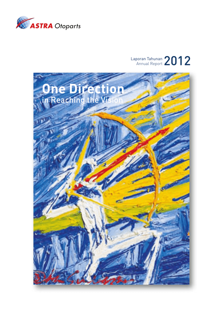 Annual Report 2012 Indonesia Investments