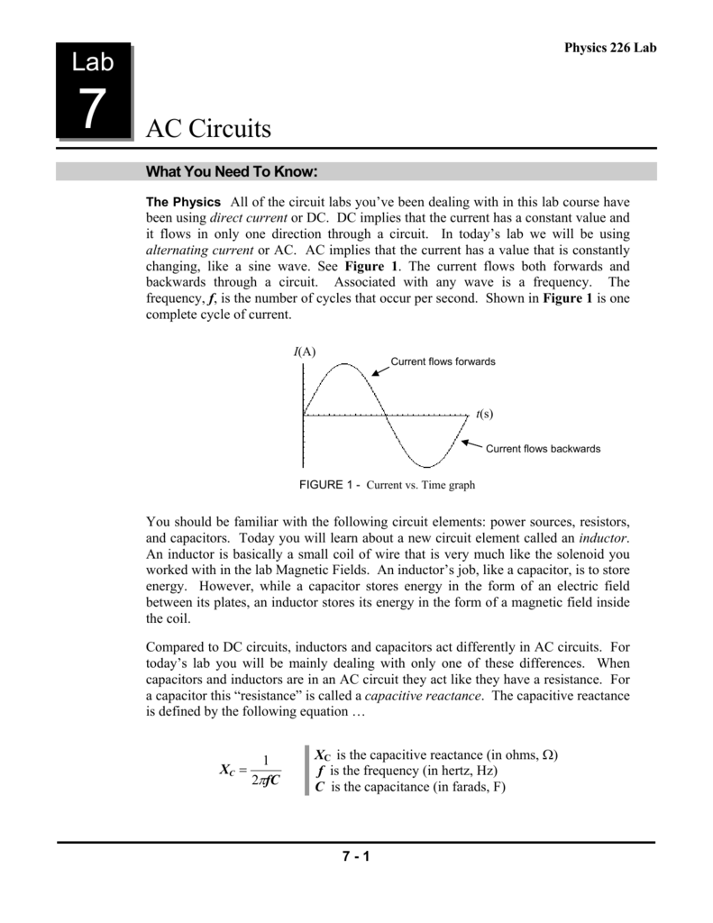 What You Need To Know Alternating Current Versus Direct Physics