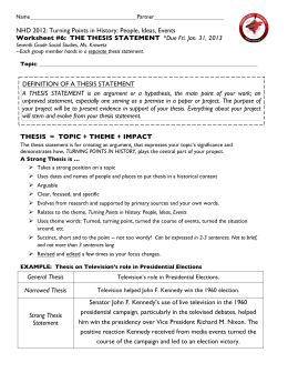 thesis statement development worksheet Thesis statement tutorial write a thesis statement in 5 easy steps this thesis statement tutorial will help your students master the persuasive essay thesis is a matter of minutes find this pin and more on communications (class) by sheronne elise .