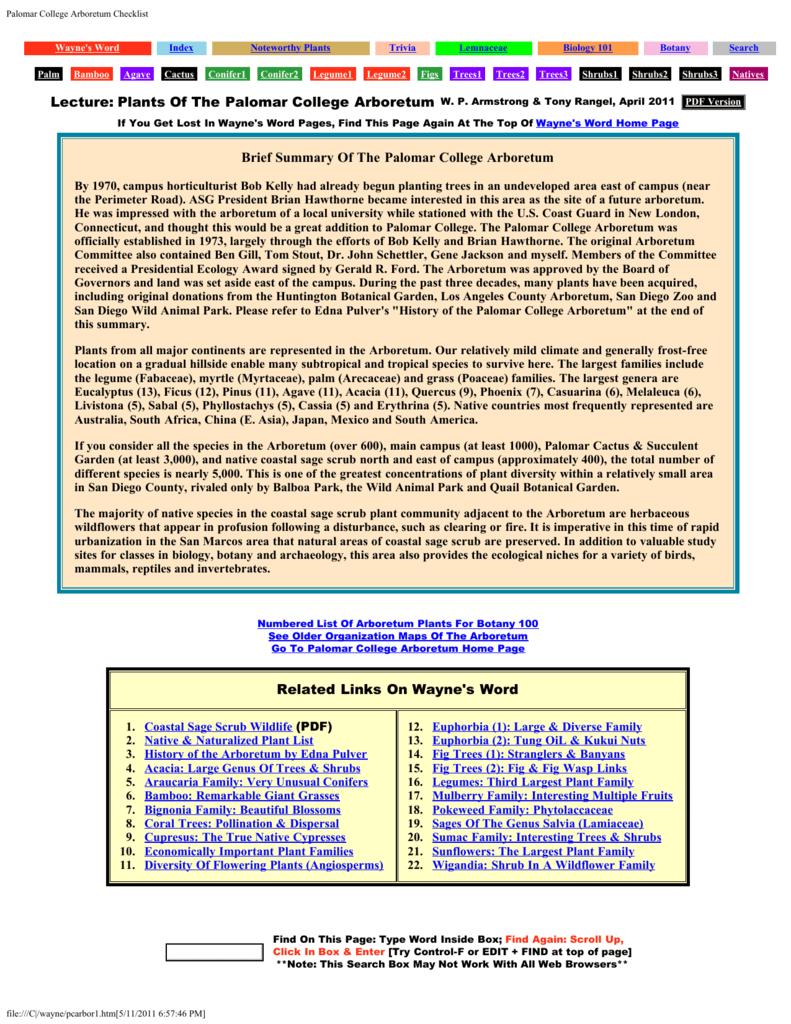 PDF Version - Wayne's Word