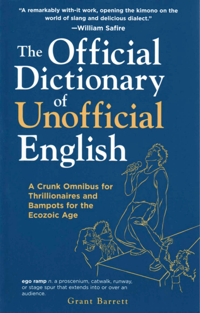 dda98764a8d Official Dictionary of Unofficial English