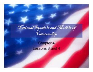 National Symbols-PPT