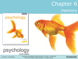 psychology Chapter 6