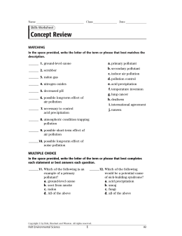 Science Skills Worksheets With Answer Key. Science. Best Free Printable Worksheets