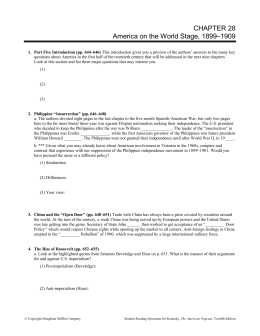 Ch 26 study guide | people's party (united states) | native.