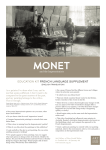 French language education kit (English version)