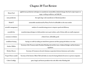 Ch 20 Test Review