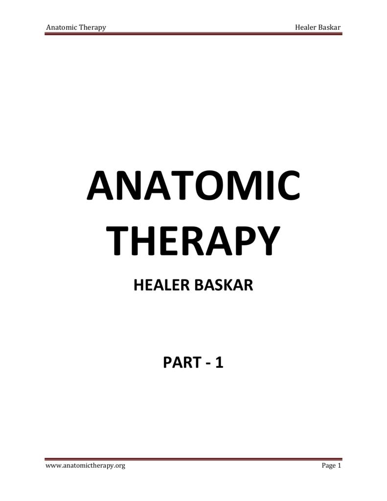 Beste Anatomie Heiler Baskar Bilder - Anatomie Ideen - finotti.info