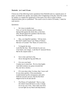 dramatic power and significance of act iii scene iv of macbeth essay Macbeth study guide questions act i 1  in scene iii the plan of macbeth is carried out by the murderers  macbeth act iv act iv scene i.