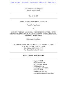 reply brief - UCLA School of Law