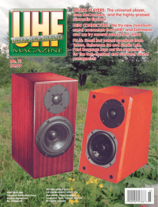 PDF version - UHF Magazine