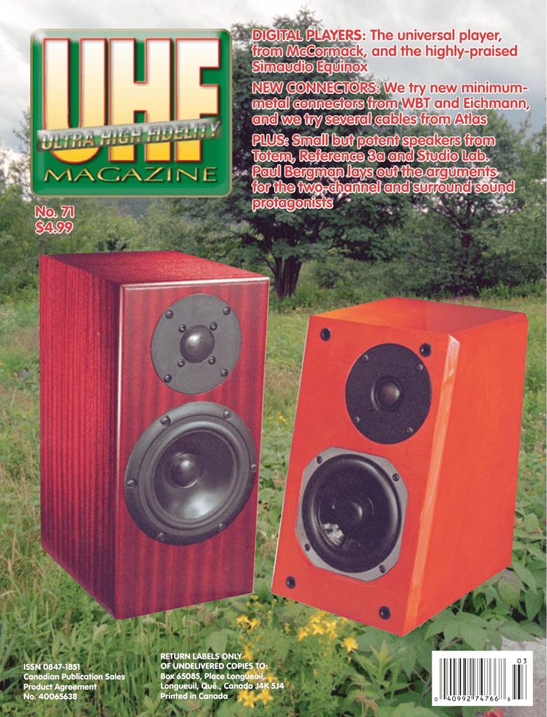 PDF version - UHF Magazine