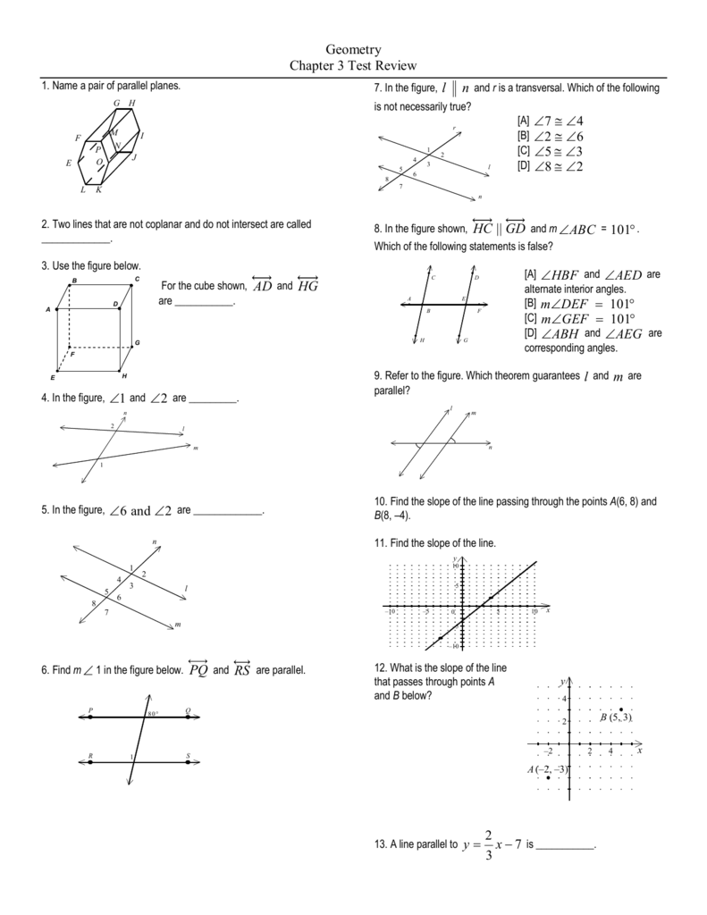 Graphing (find
