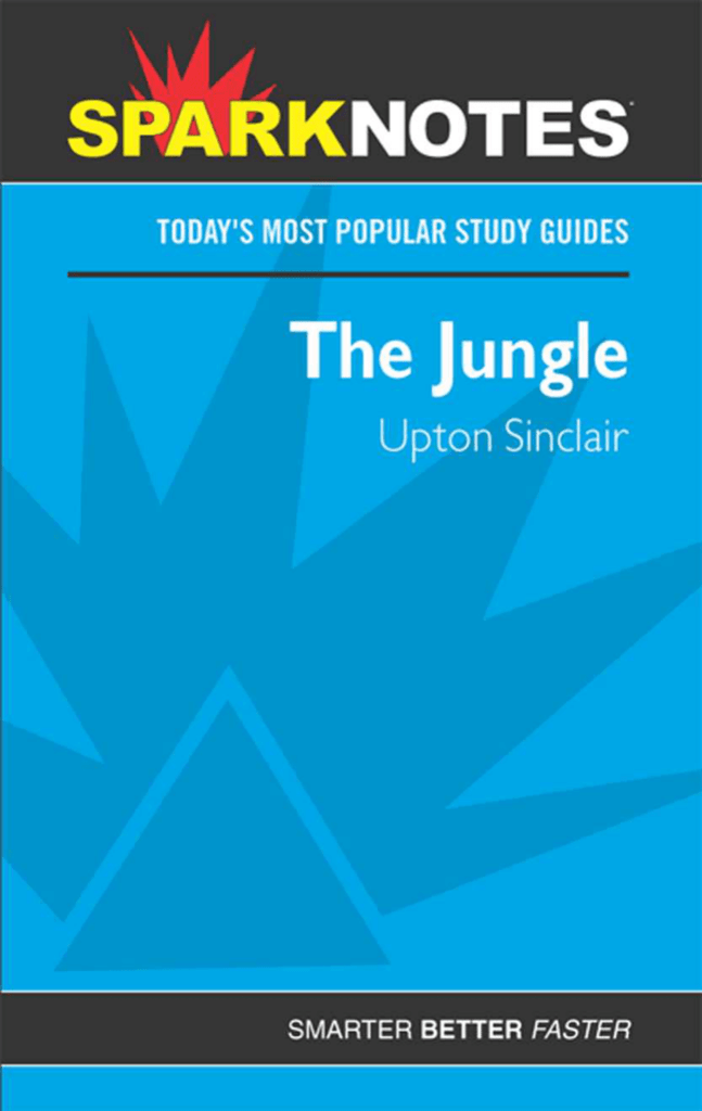 the jungle sparknotes