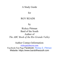RGV ABC Book Study Guide