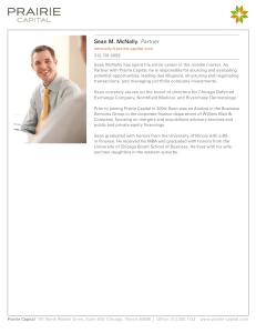 Sean M. McNally, Partner