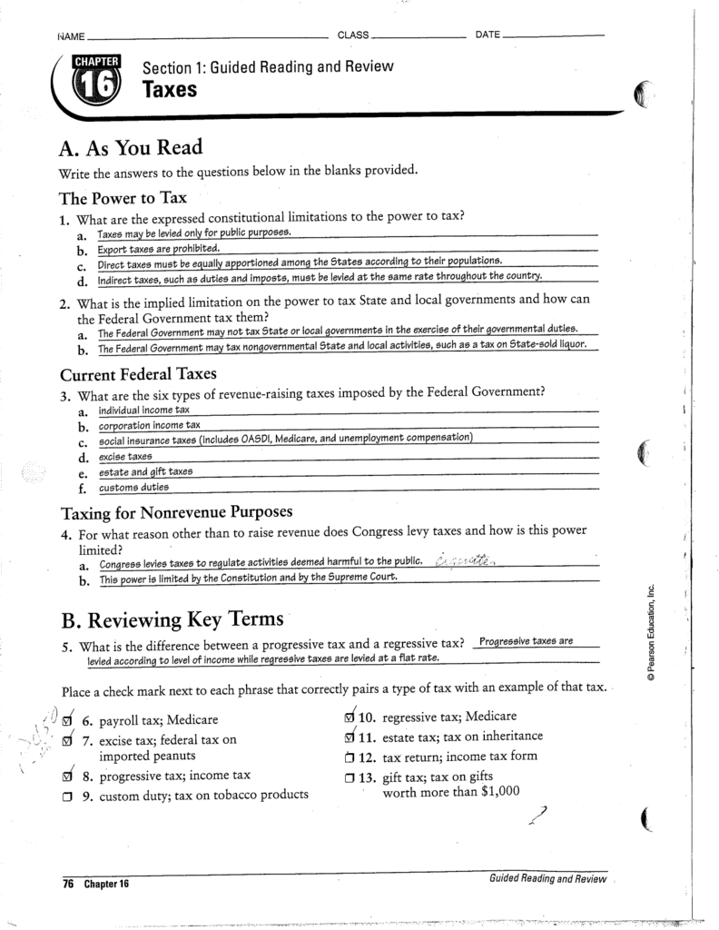 a as you read rh studylib net magruder american government guided reading and review workbook teacher edition american government guided reading and review answers chapter 2