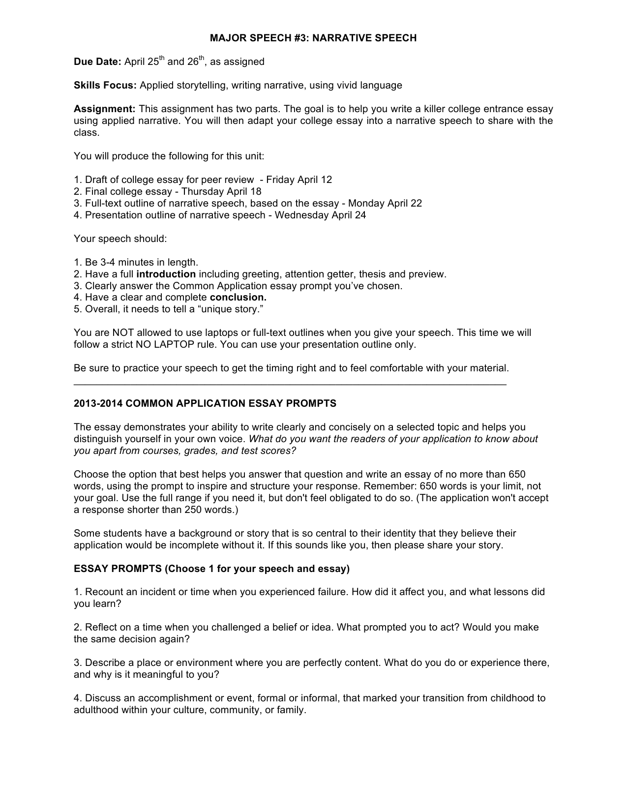 Common App Essay Examples 2014 Homework Academic Service
