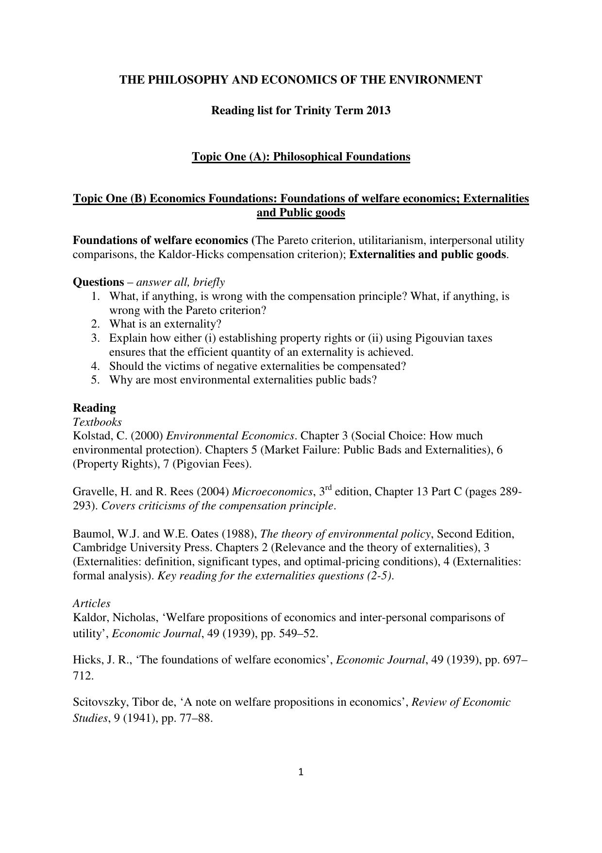 environmental economics articles 2018