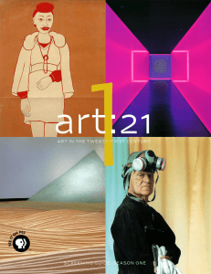 ART IN THE TWENTY-FIRST CENTURY SCREENING