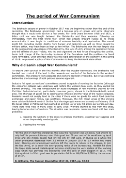 russian revolution essay intro A short history sparknotes biography describes history sparknotes's life, times,  and work also explains the historical and literary context that influenced the.