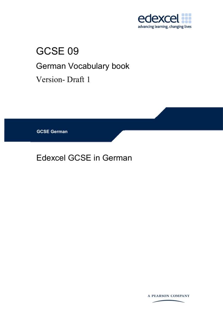 GCSE 09