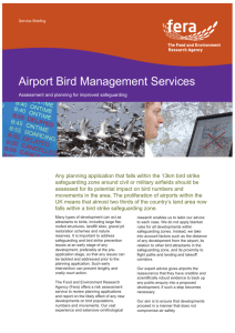 Airport Bird Management Services
