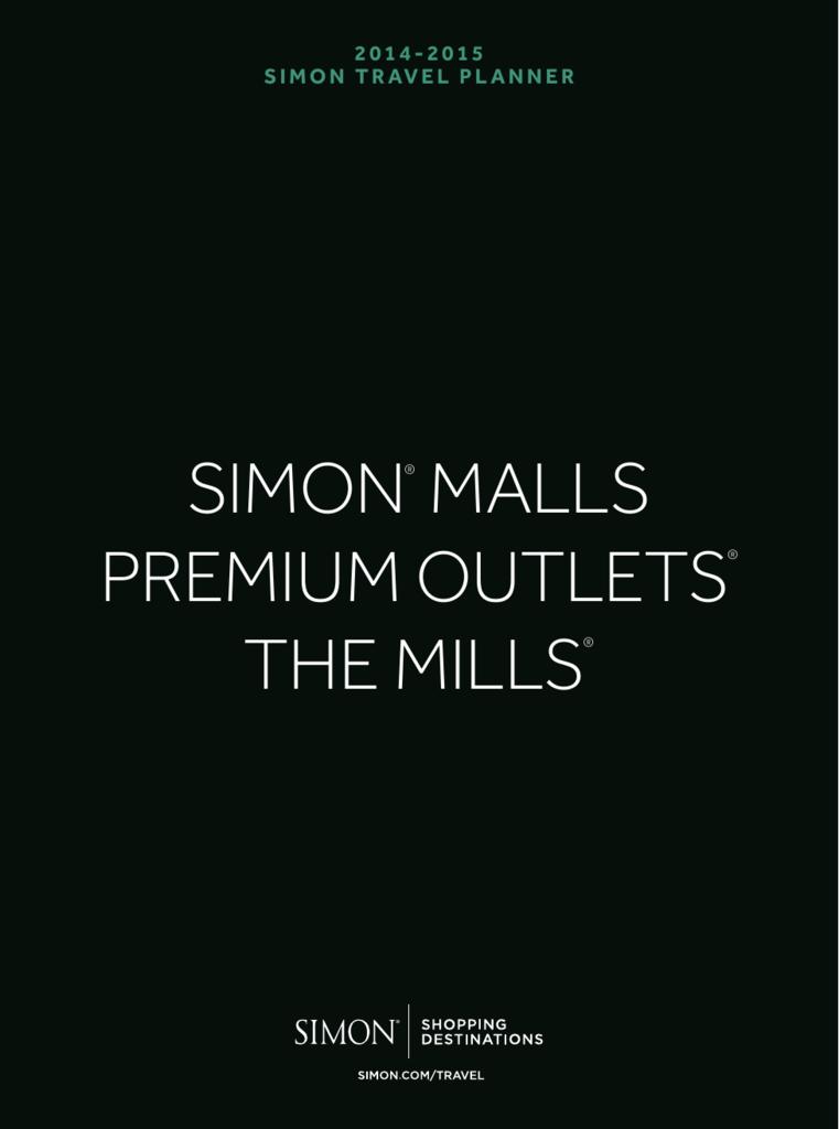 78a2f1e99 simon® malls premium outlets® the mills