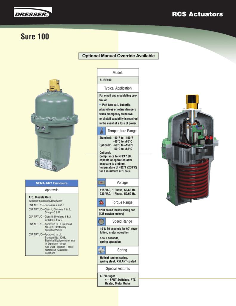 Rcs Sure 49 30 Wiring Diagram