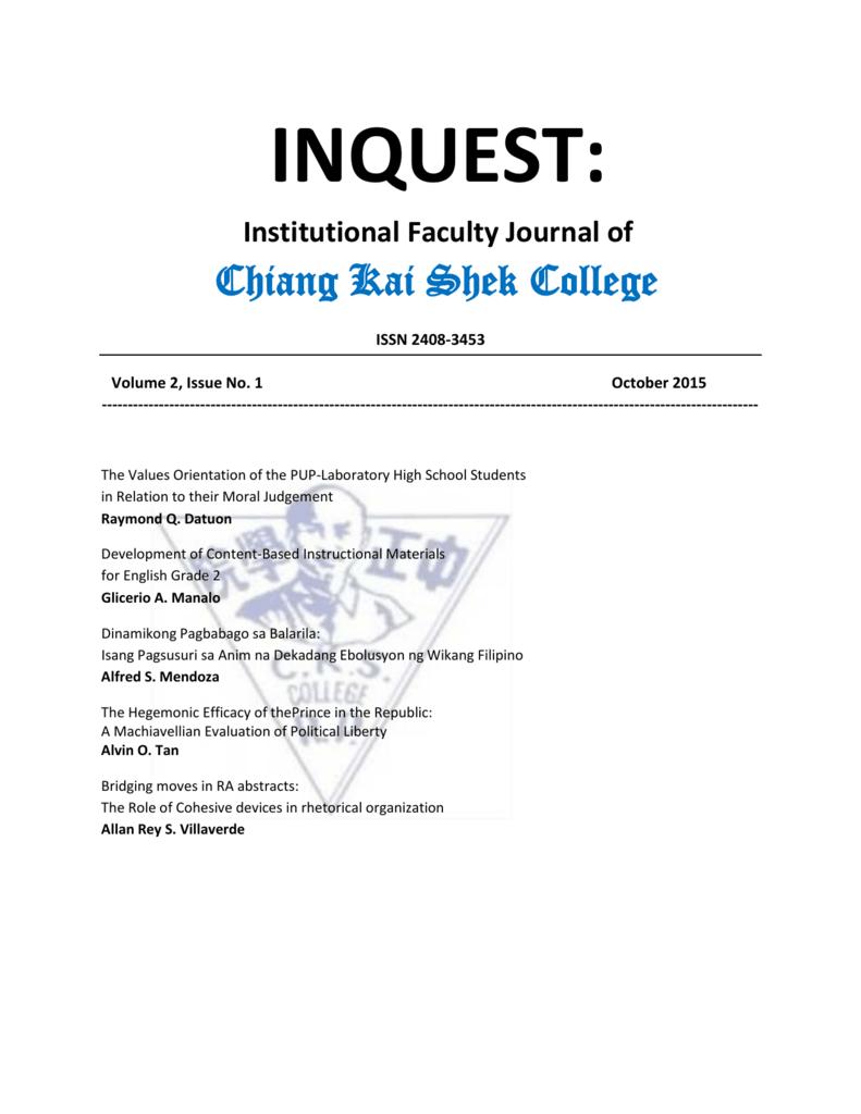 research paper tungkol sa wikang filipino