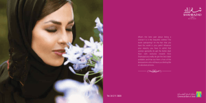 Rewards Brochure - Commercial Bank of Dubai