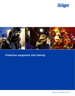 Protective equipment and training