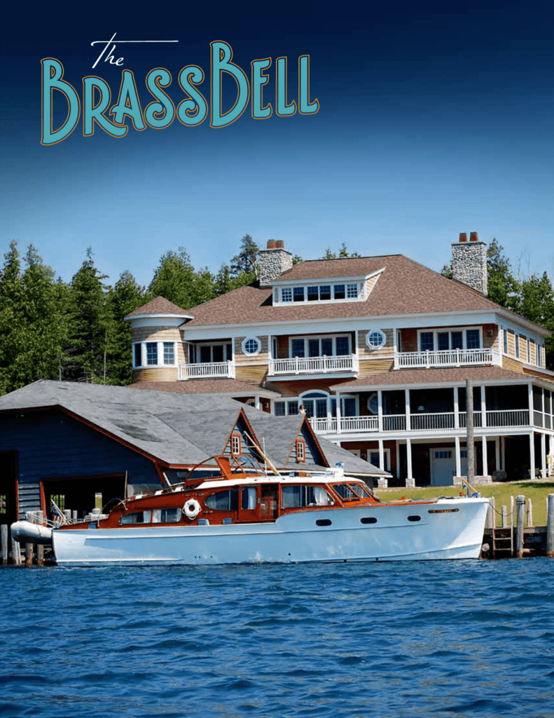 The Brass Bell - Chris-Craft Antique Boat Club