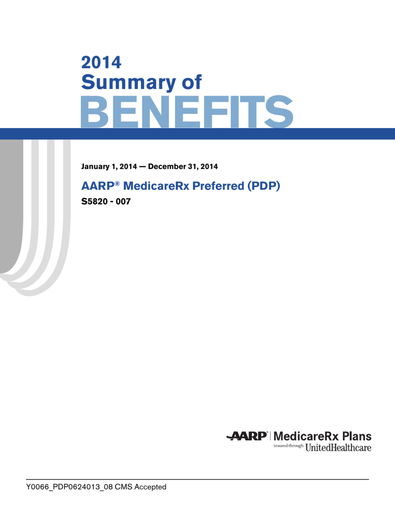 AARP MedicareRx Preferred PDP