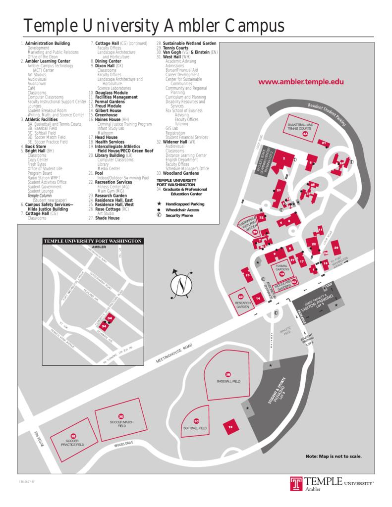 Temple University Ambler Campus