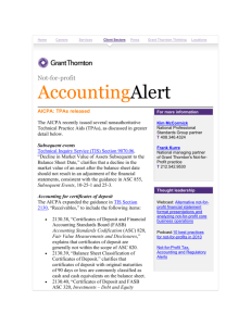 AccountingAlert - Grant Thornton