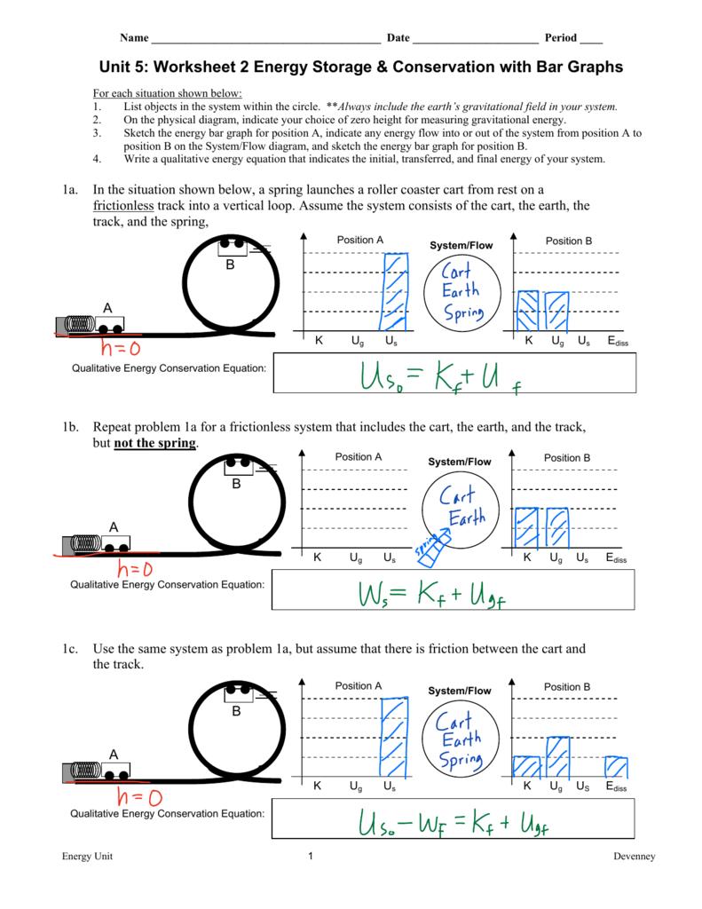 energy bar charts worksheet - Keni.ganamas.co