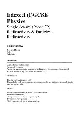 Periodic table rev 2 radioactivity save my exams urtaz Images