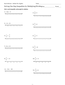 Angle Pair Relationships Practice Ws