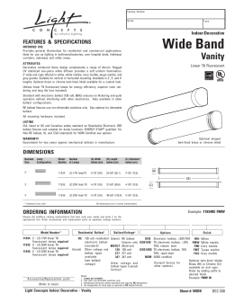 Wide Band - Acuity Brands