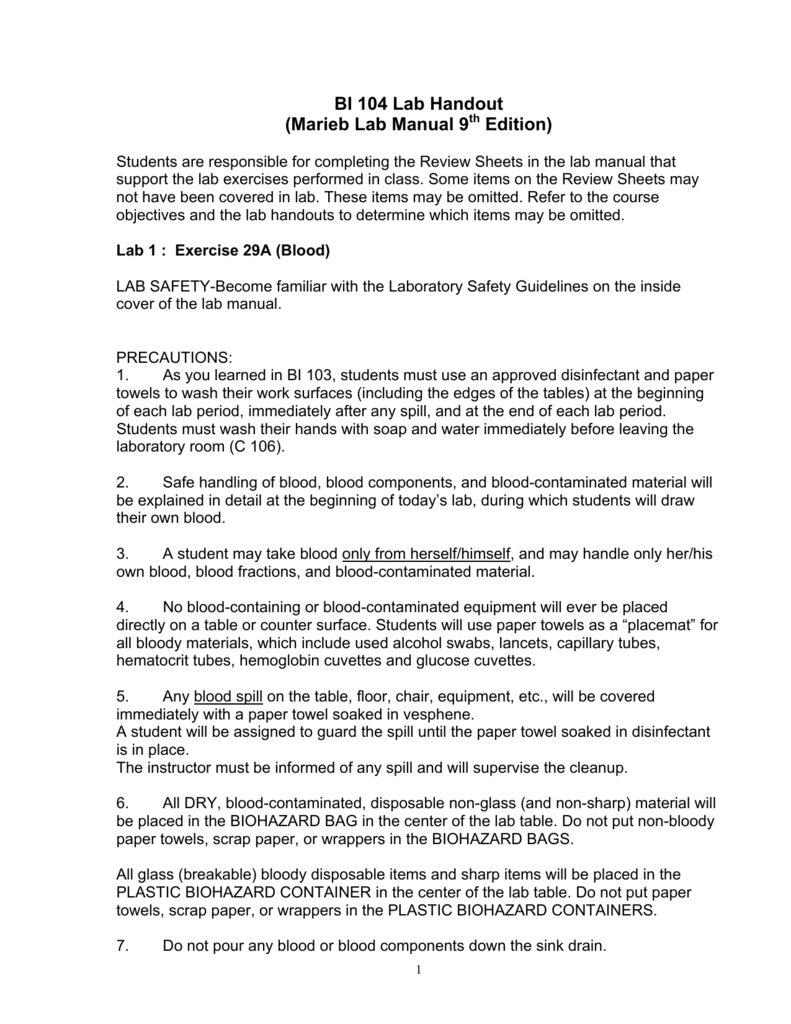 Lab Manual - Sinoe Medical Association