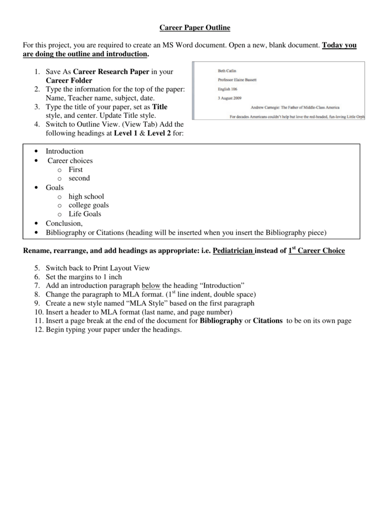 Router research paper