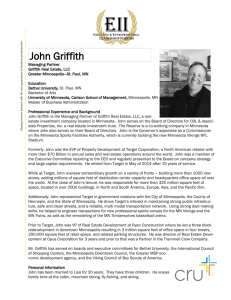 John Griffith - Great Lakes Cru