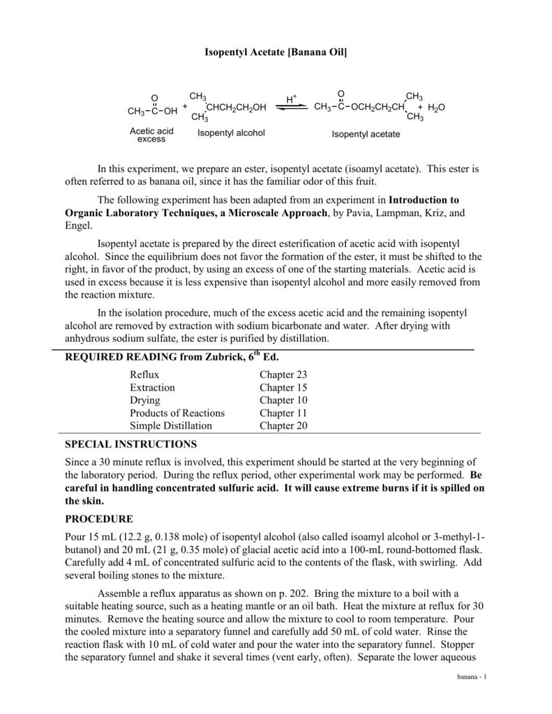 isopentyl acetate boiling point