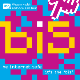 Internet Safety Booklet (Western Trust)