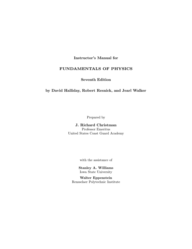 Fundamentals Of Physics 7th Edition Instructors Manual The Shear Diagram V A 1000 Lb B Area In Load