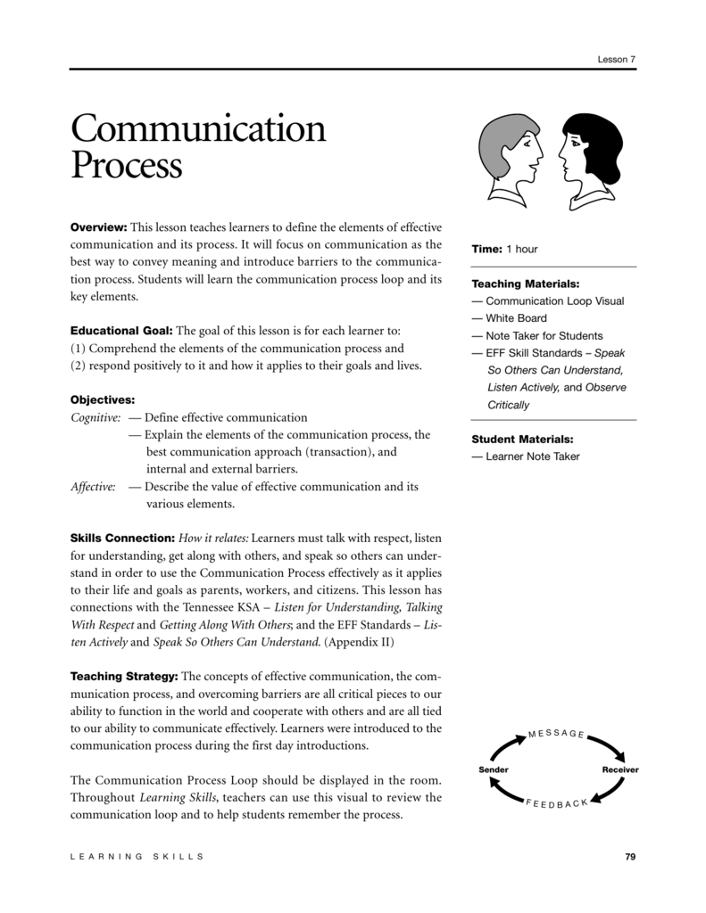 key barriers to effective communication
