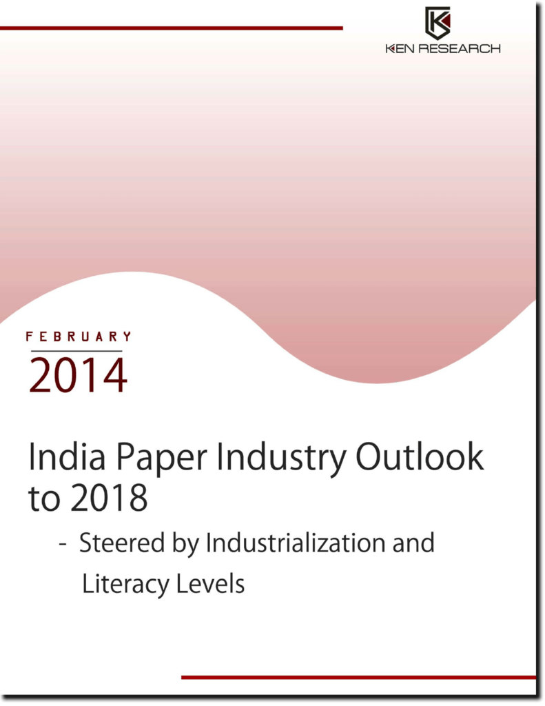 India Paper Industry Outlook to FY'2018
